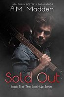 Sold Out (The Back-Up Series Book 5) by [Madden, A.M.]