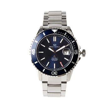 Seagull Ocean Star Diving Mechanical Watch 20bar Water Resistance 816.523