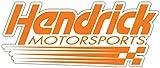Craftmag Vinyl Sticker Hendrick Motorsports Racing Nascar Bumper Laptop Water Bottle Window 7 X3 INCH