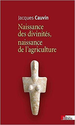 Couverture Naissance des divinités, naissance de l'agriculture