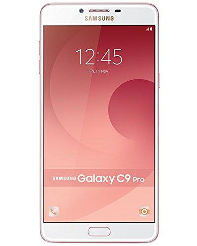 "Samsung Galaxy C9 Pro (C9000) 6GB/64GB - Dual SIM [Android 6.0.1, 6.0"" qHD Super AM-OLED, 16.0MP, NFC] (Pink Gold)"