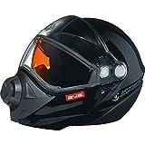 Ski-doo BV2S Modular Electric SE Helmet-Black #447468 (Large)