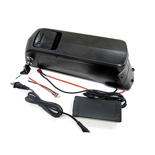 SunB-Dolphin03 48V 13.4AH E-Bike Battery with 18650 LG Batteries + BMS +Charger