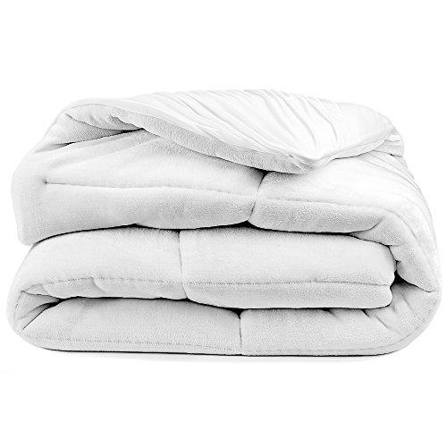 Bare Home Pillow-Top Premium Reversible Mattress Pad