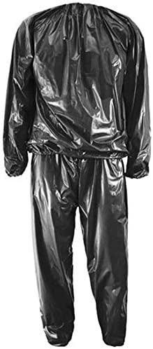 XINSHUN Sweat Sauna Suits Weight Loss Gym Exercise for Men and Women 2