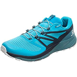 Salomon Men's Sense Ride 2 Trail Running How Often To Replace Running Shoes]