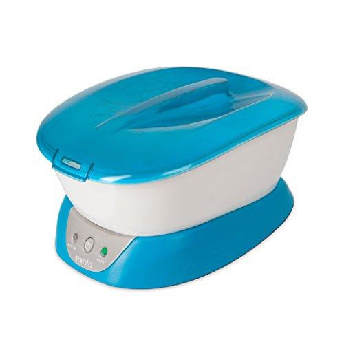 ParaSpa Paraffin Wax Bath | Wax Warmer | BONUS 3 lb. Paraffin Wax & 20 Hand Liners | Soothing Hand & Foot Spa | Moisturizing System | Joint Relief | Hypoallergenic | HoMedics