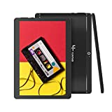 Yuntab K17 10.1 Inch Quad Core,Unlocked Smartphone Phablet Tablet PC with Alloy Metal Back (1G+16G,Android 5.1,Dual Camera,IPS,WiFi,USB,GPS,Support 3G,Dual SIM Card)(Alloy Black)