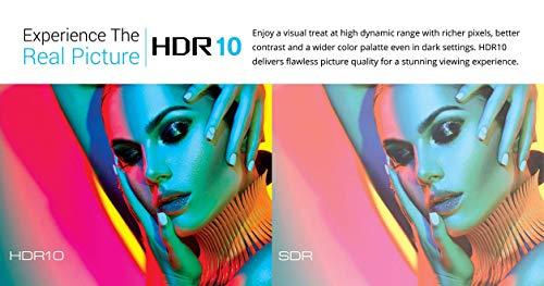 Kevin 140 cm (55 Inches) 4K UHD | HDR-10 LED Smart TV KN55UHD (Black) 11