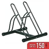 Racor - PBS-2R - Floor Bike Stand - for 2 Bikes