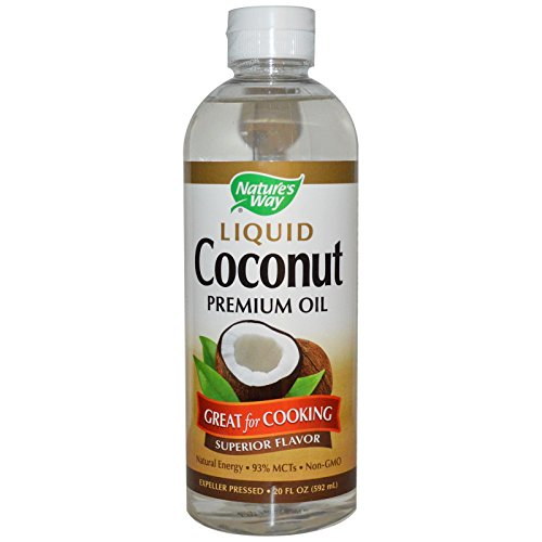 Nature S Way Coconut Oil Uses