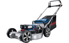 Testbericht Bosch GRA 53 Akku-Rasenmäher
