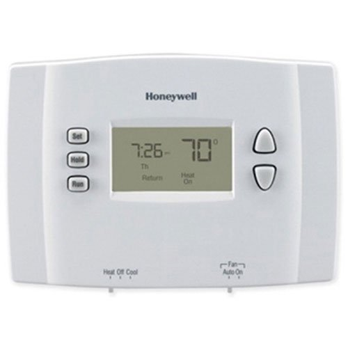 Honeywell RTH221B1021/E1 RTH221B1021/A 1 Week Programmable Thermostat