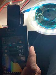 DIY-LED-U-Home-LED-Strip-CRI-RA-97-99-SMD5630-164Ft5M-300LEDs-60LEDsM-DC12V-10mm-White-PCB-Flexible-Ribbon-Strip-for-DIY-Movie-Television-Lighting-Photography-Lighting-Daylight-White