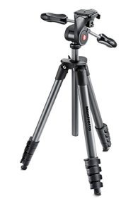 Manfrotto-Compact-Advanced-Aluminum-5-Section-Tripod-Kit-with-3-Way-Head-Black-MKCOMPACTADV-BK