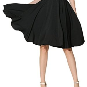 CHOiES record your inspired fashion Women's Pink/BlackBlue/White Solid High Waist Trumpet Midi Skirt (10 Colors) 28 Fashion Online Shop gifts for her gifts for him womens full figure