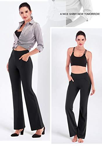 Work yoga pants with pockets