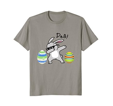 52b34cfa8f2 Easter Shirts For Boys - Dabbing Bunny Cute T-Shirt 2018 - Fashion