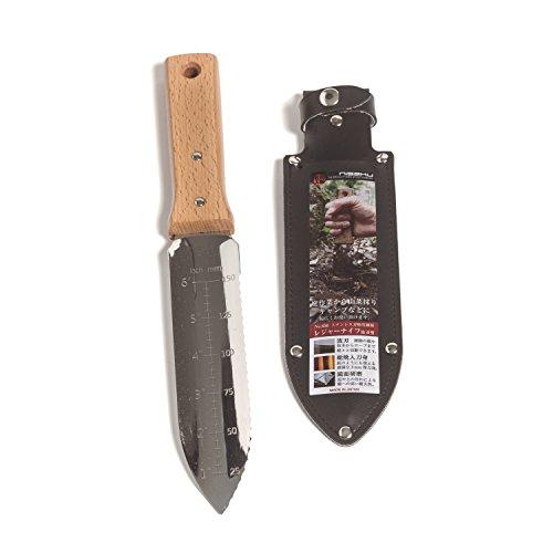 Nisaku Hori-Hori Stainless Steel Tomita Weeding Knife