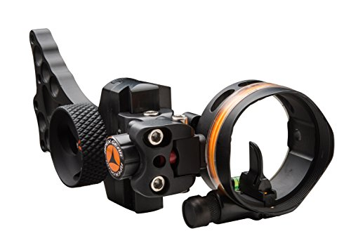APEX GEAR Covert 1-Pin Sight .019' / .010' Black