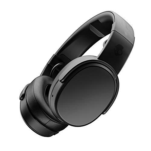 Skullcandy Crusher Wireless, Bluetooth, control de bajos, aislamiento de sonido, 40 horas de...