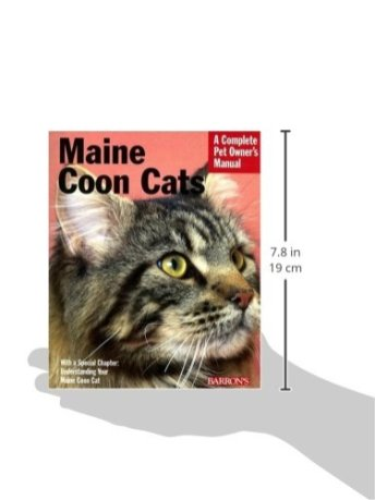 Maine-Coon-Cats-Complete-Pet-Owners-Manual-Paperback--July-1-2006