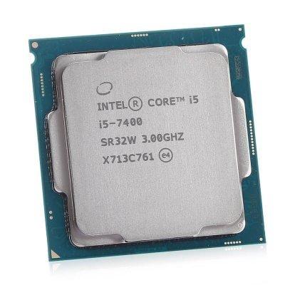 Intel Core i5 i5-7400 Quad-core (4 Core) 3 GHz Processor - Socket H4 LGA-1151OEM Pack - AZ Computer