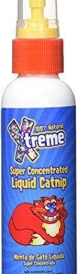 Xtreme Catnip Spray, 4 oz. – 100% Natural Organically Grown,...
