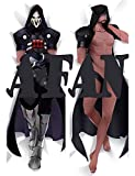 A-Fantasy Reaper - Overwatch Male 2 Way Tricot 150 x 50cm(59in x 19.6in) Pillowcase