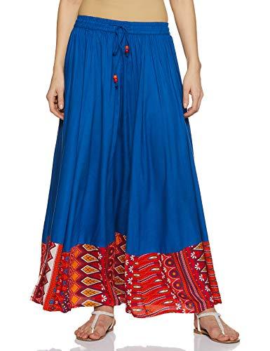 Indigo Women's Cotton Lehenga Choli