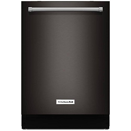 Kitchen Aid KDTM404EBS KDTM404EBS 44dB Black Stainless 3rd Rack Dishwasher