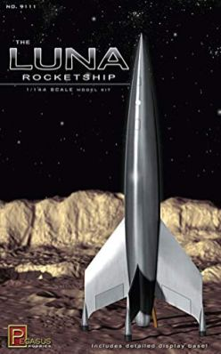 Pegasus-PG9111-Luna--1144-Space-Shuttle-Plastic-Model-Kit