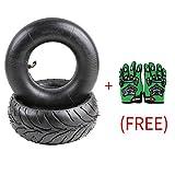 110/50-6.5 Tread Tire with Inner Tube 47-49cc Mini Pocket Dirt Pit Bike