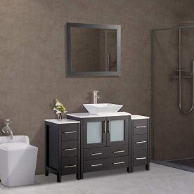 Vanity-Art-54-Inch-Single-Sink-Bathroom-Vanity-Set-1-Shelf-8-Dove-Tailed-Drawers-Quartz-Top-and-Ceramic-Vessel-Sink-Bathroom-Cabinet-with-Free-Mirror-VA3130-54-E