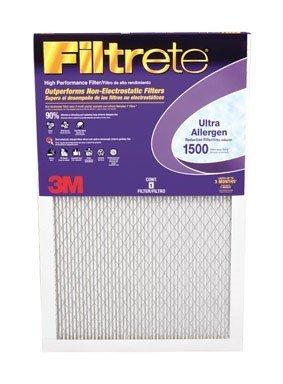16x30x1, Filtrete Allergen Reduction Air Filter, MERV 11, by 3m