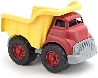 Green Toys Dump Truck - Closed Box