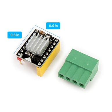 Makeblock-MegaPi-Pro-DRV8825-Stepper-Motor-Driver-4-Layer-with-Mini-Heat-Sink-for-3D-Printer