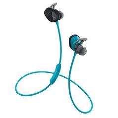Bose SoundSport Wireless Headphones (Aqua)