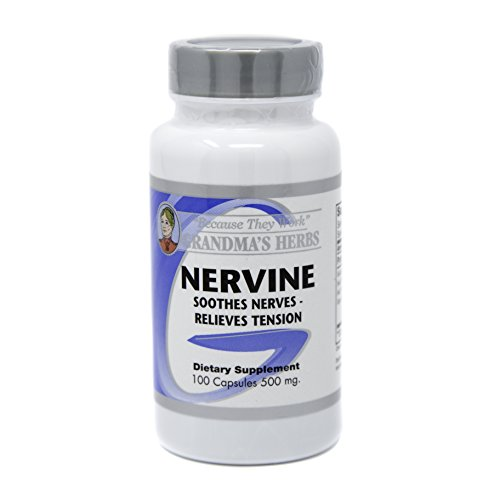 Nervine - Herbal Remedy