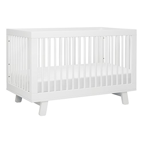 #6 - Babyletto Hudson 3-in-1 Crib with Conversion Kit