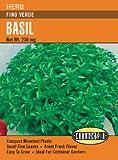 Heirloom Basil, Fino Verde
