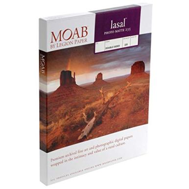Moab-Lasal-Photo-Matte-Double-Sided-Bright-White-Archival-Inkjet-Paper-235gsm-11x17-50-Sheets