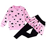 CM-Kid 6t Girls Clothes Size 6 5t Toddler Girl Clothes 5yr Old Girl Clothes 6t Sweater