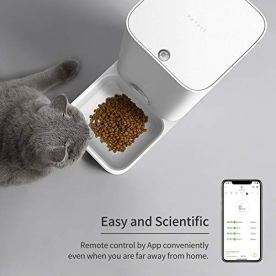 PETKIT-Automatic-Cat-Feeder-Wi-Fi-Enabled-Smart-Feed-Pet-Feeder-for-Cats-and-Small-Dogs-App-Control-Work-with-Alexa-Portion-Control-Distribution-Alarms-Fresh-Lock-System-Auto-Cat-Food-Dispenser