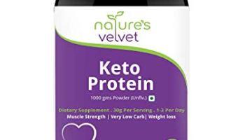 Nature's velvet Protein Powder