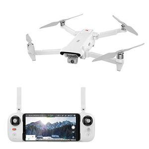 Amyove FPV Drone RC Drone Quadcopter WIFI FPV with 3-axis Gimbal 4K Camera GPS 33mins Flight Time RTF FIMI X8 SE 5KM FPV 41zhsKGvCaL