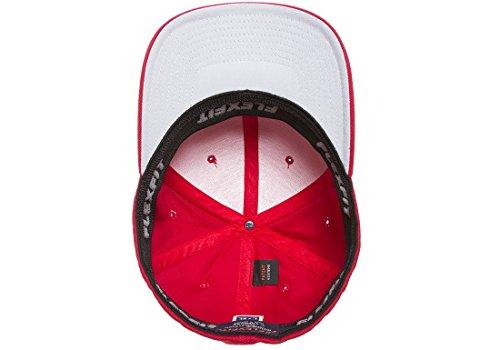 Flexfit Men's Athletic Baseball Fitted Cap