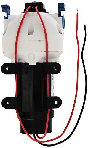 Flojet 03526-144A Triplex Diaphragm Automatic Water System Pump, 2.9 on