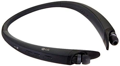 LG Tone Active Stereo Bluetooth Headset - Black