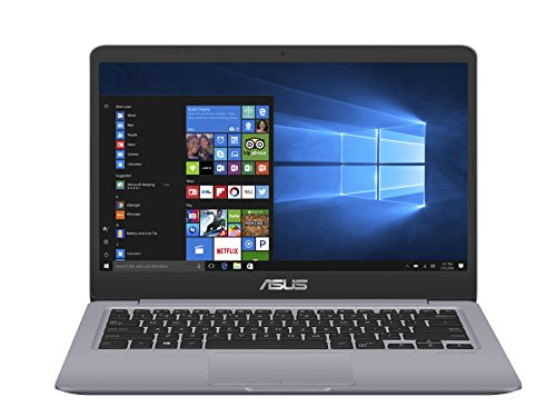 ASUS VivoBook X411QA-EK001T AMD Quad Core A12-9720P 14-inch FHD Thin and Light Laptop (4GB RAM/1TB HDD/Windows 10/Integrated Graphics/FP Reader/1.43 kg), Grey 131
